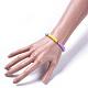 Stretch BraceletsBJEW-JB04479-01-3
