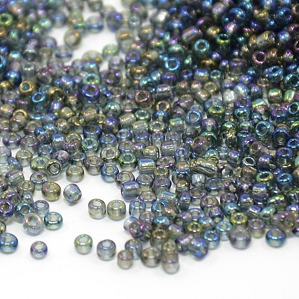Round Glass Seed BeadsSEED-A007-2mm-172-1