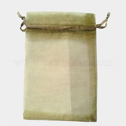 Organza Gift Bags with DrawstringOP-R016-10x15cm-13-1