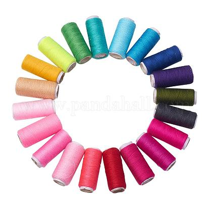 402 Polyester Sewing Thread Cords for Cloth or DIY CraftOCOR-X0002-01-1