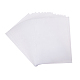 Frosted Heat Shrink Sheets Film DIY-WH0134-B01-1