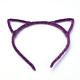 Accesorios para el cabello hierro gatito diademaX-OHAR-S195-03D-1