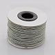 Hilos cuerdas de nylon joyas rebordear redondas elásticasNWIR-L003-C-13-2