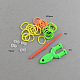 Top Selling Children's Toys DIY Colorful Rubber Loom Bands Refill Kit with Accessories DIY-R009-02-2