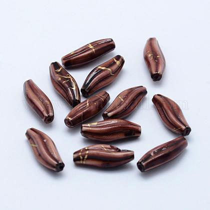 Perles acryliques d'effilageMACR-K331-23B-1