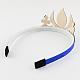 Cute Children's Plastic Crown HeadbandsOHAR-R201-02-2