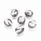 Perlas naturales abalorios de agua dulce cultivadasPEAR-F016-04-1