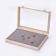 Wooden Ring Presentation BoxesODIS-P006-05-4