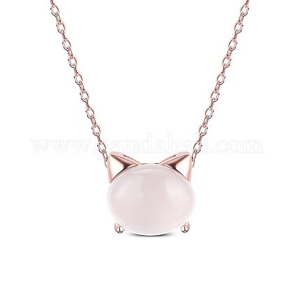 Shegrace® adorable 925 collar de plata de ley colganteJN556A-1