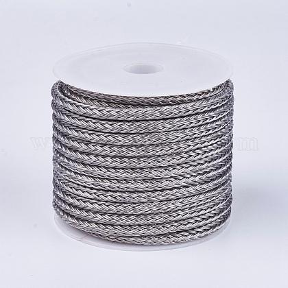 Braided Steel Wire Rope CordTWIR-G001-05-1