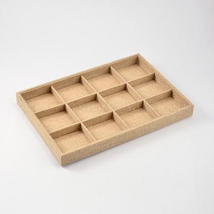 Cajas pesentation madera rectánguloODIS-N016-06-1