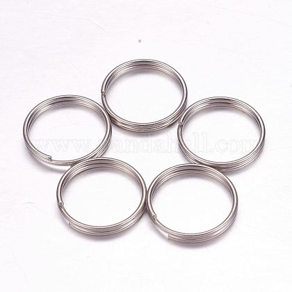 304 Stainless Steel Split Rings STAS-F117-33P-1