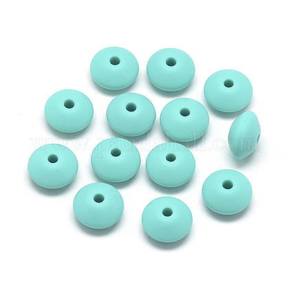 Food Grade Environmental Silicone Beads SIL-R009-06-1