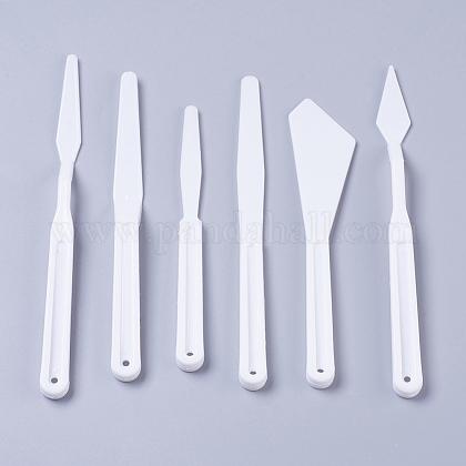 6Pcs Plastic Carving KnifesTOOL-E005-17-1