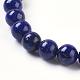 Natural Lapis Lazuli Beads StrandsG-G087-6mm-3