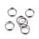 304 Stainless Steel Split Rings STAS-P223-22P-07-1