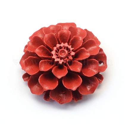 Flower Cinnabar LinksCARL-Q003-44-1