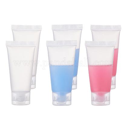 Botellas de tapa abatible recargables de plástico pe de 20 mlX-MRMJ-WH0037-02A-1