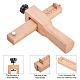Adjustable Leather Craft Cutter Strap BeltTOOL-WH0048-04-3