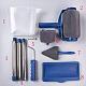Kit de brocha de rodillo de pinturaX-AJEW-WH0109-77-2