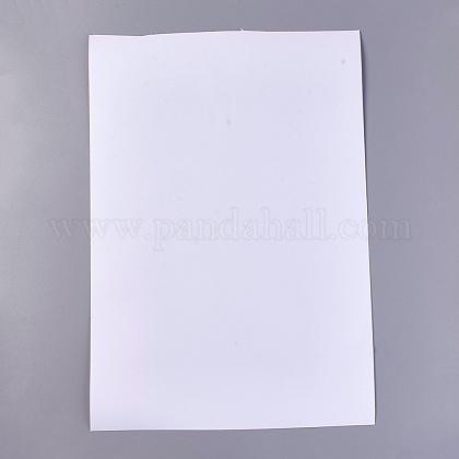 Papel de impresión adhesivo de película de pvcAJEW-WH0096-77B-1