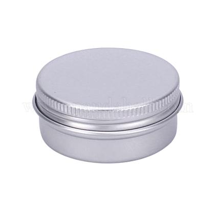 20ml Round Aluminium Tin CansCON-L009-B02-1