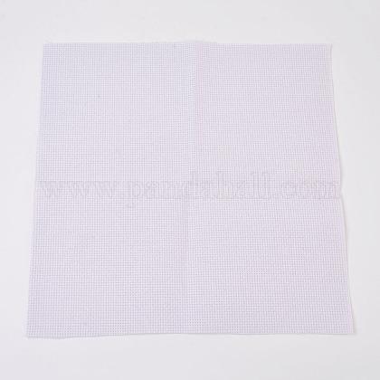 11ctクロスステッチキャンバス生地刺繍生地DIY-WH0063-01B-1