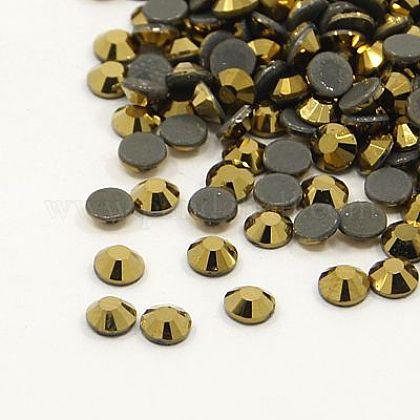 Vidrio de hotfix Diamante de imitaciónRGLA-A019-SS30-567-1