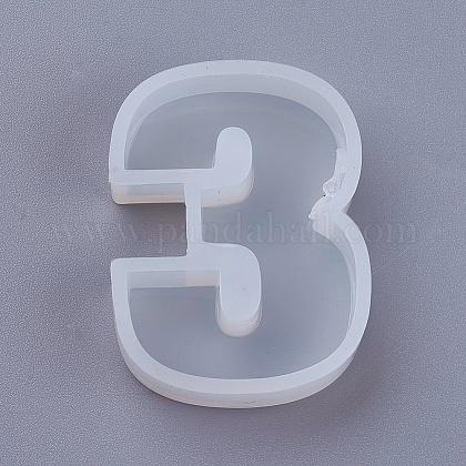 Moldes de silicona DIYAJEW-F030-05-3-1