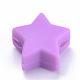 Abalorios de silicona ambiental de grado alimenticioSIL-T041-04-1