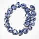 Natural Blue Spot Jasper Beads StrandsG-S357-E01-06-2