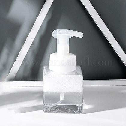 250ml詰め替え式petgプラスチック発泡石鹸ディスペンサーTOOL-WH0080-43-1