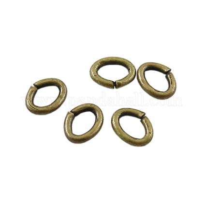 Anillos de cobre amarillo del saltoX-JR002-NFAB-1