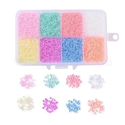 Perles de rocaille en verre transparent fgb® 12/0SEED-JP0008-07-1