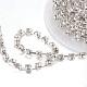 Cadenas de strass Diamante de imitación de bronceCHC-T002-SS16-01S-2