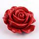 Rose Flower Cinnabar LinksCARL-Q004-72-3