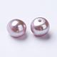 Perlas naturales abalorios de agua dulce cultivadasPEAR-I004E-03-2
