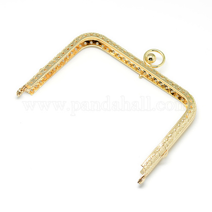 Iron Purse Frame Handle for Bag Sewing Craft Tailor SewerX-FIND-T008-027G-1