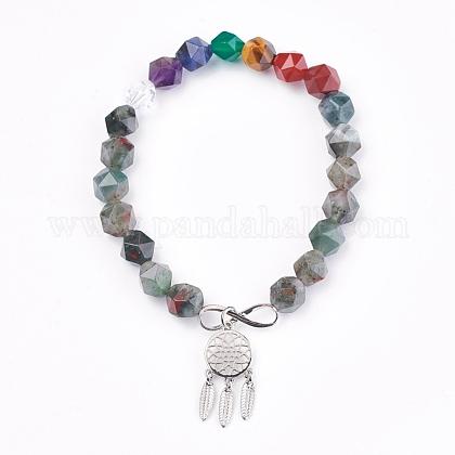 Chakra JewelryBJEW-O162-C06-1