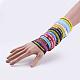 Free Sample Silicone Wristbands BraceletsBJEW-K165-06B-3