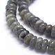 Natural Labradorite Beads StrandsG-K223-17-6mm-3