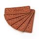 Etiquetas de cuero puDIY-WH0161-20B-2