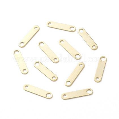 Lengüetas de cadena de latónKK-L205-02G-1