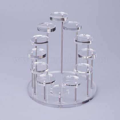 Acrylic Organic Glass Ring DisplaysRDIS-F001-01B-1