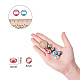 Perlas de concha hechas a mano perlas europeasBSHE-NB0001-02-2