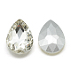 Pointed Back Glass Rhinestone Cabochons RGLA-T081-6x8mm-3