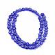 Chapelets de perles vernissées manuellesLAMP-S191-02A-03-1