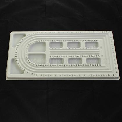 Plastique carte de conception perleCON-S037-1