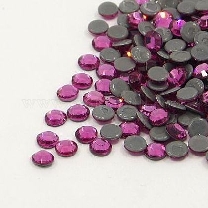 Vidrio de hotfix Diamante de imitaciónRGLA-A019-SS30-502-1