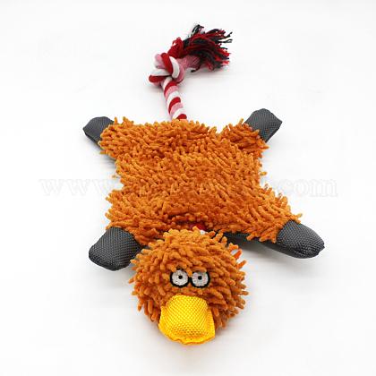 ベルベット犬のおもちゃTAC-MP0001-01-1